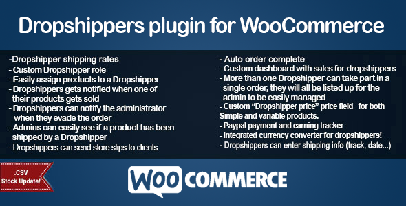 woocommerce dropshippers banner